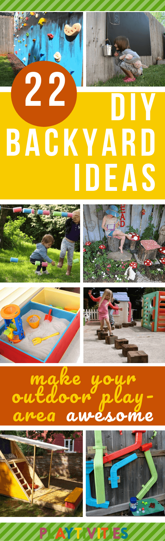 Diy Backyard Ideas For Kids 22 Easy And Cheap Ideas Playtivities with regard to 14 Genius Ways How to Improve Backyard Ideas For Kids