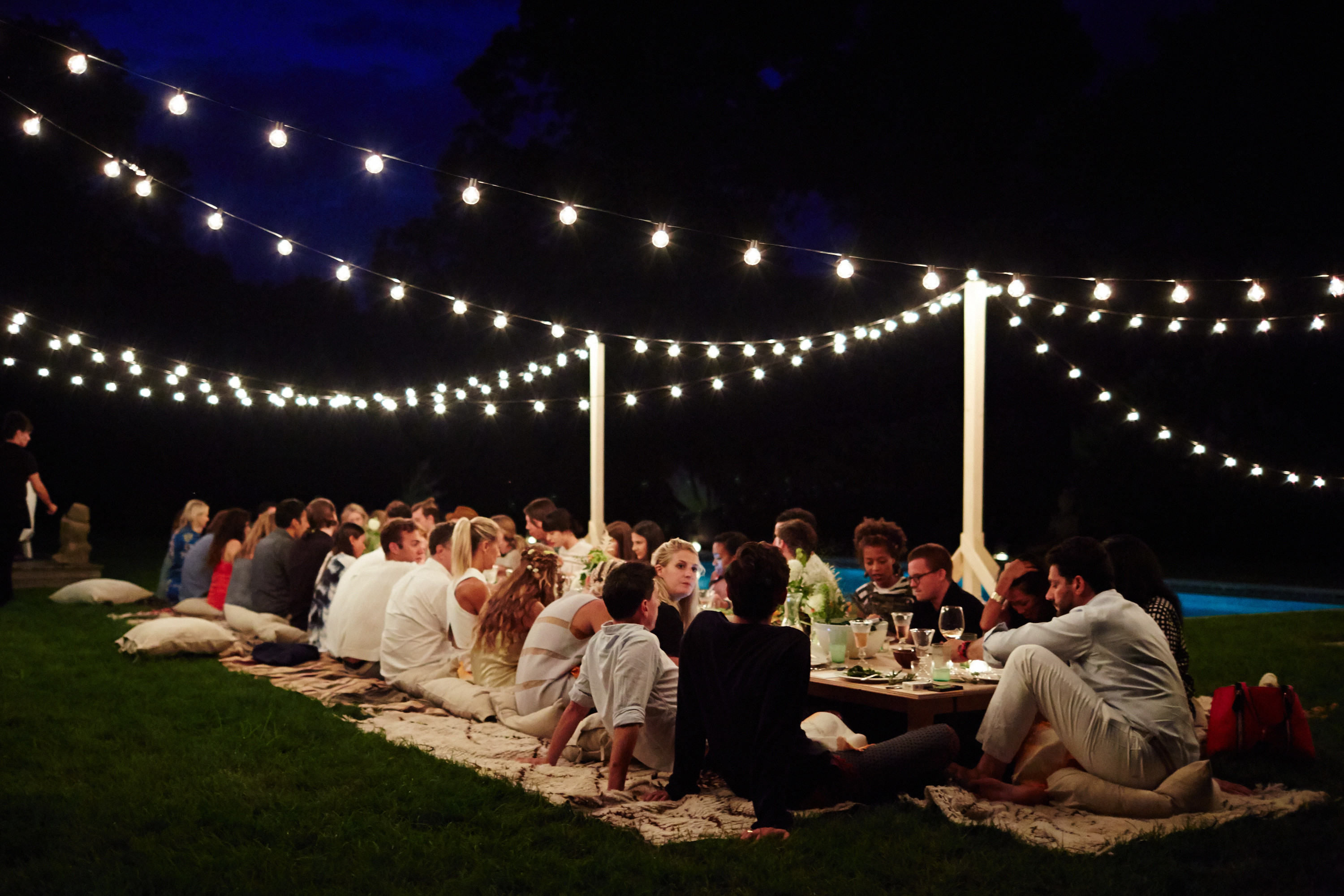Diy Outdoor Party Lighting Christmas Diy Outdoor Party Lighting regarding 15 Some of the Coolest Designs of How to Build Backyard Party Lighting Ideas
