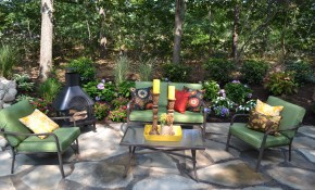 Easy Landscaping Ideas Low Maintenance Landscape Design Tips throughout Backyard Renovation Ideas