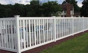Eco Pvc Ranch Style White Security Pvc Fencing Types Pvc Wpc pertaining to 16 Clever Ideas How to Make Types Of Backyard Fencing