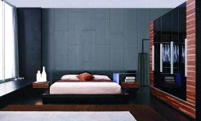 Exclusive Leather Designer Bedroom Set With Blue Light Kansas inside 13 Smart Ways How to Improve Modern Black Bedroom Sets
