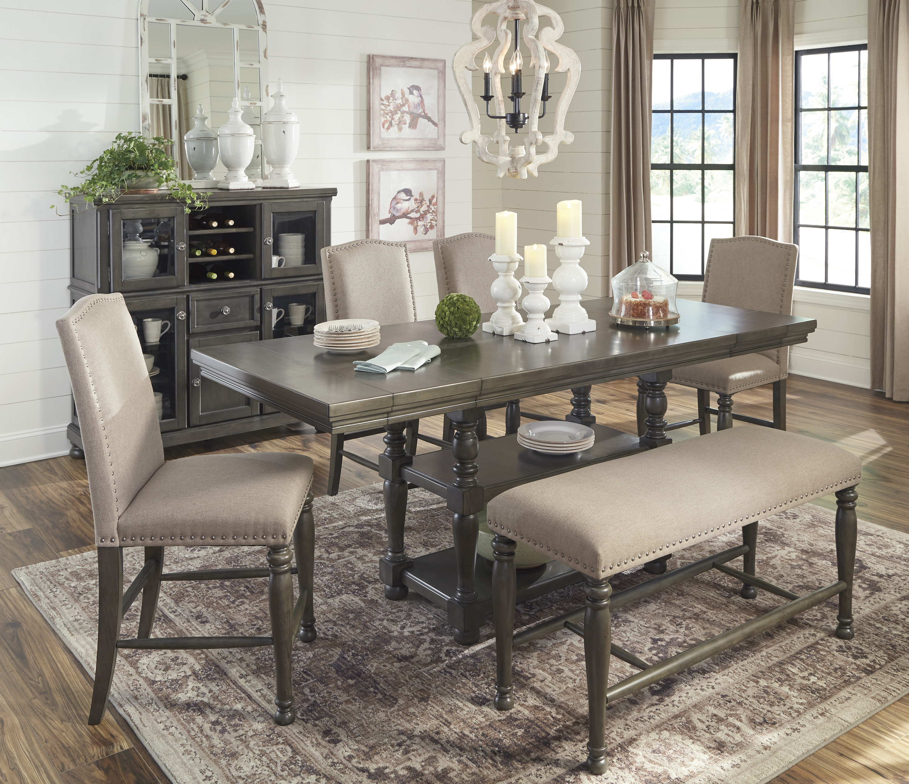 Find Great Deals On Ashley Dining Room Furniture In Philadelphia Pa pertaining to 10 Clever Concepts of How to Upgrade Living Room And Dining Room Sets
