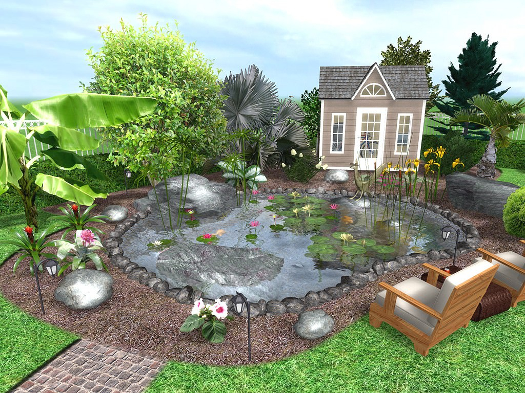 Free Landscape Design Online On Free Simple Landscape Design throughout 13 Awesome Tricks of How to Craft Backyard Landscape Design Software Free