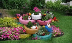 Garden Flowers Ideas For Small Space Youtube with regard to Backyard Flower Garden Ideas