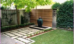 Garden Ideas Cheap Landscaping For Best Small Yard Landscaping Ideas with regard to Backyard Ideas For Cheap