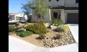 Good Desert Landscaping Ideas Home Art Design Decorations Youtube intended for 14 Genius Designs of How to Craft Backyard Desert Landscaping
