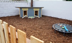Hot Backyard Design Ideas To Try Now Mulch Bark West Jordan regarding 13 Genius Designs of How to Make Landscaping Ideas For Backyard With Dogs