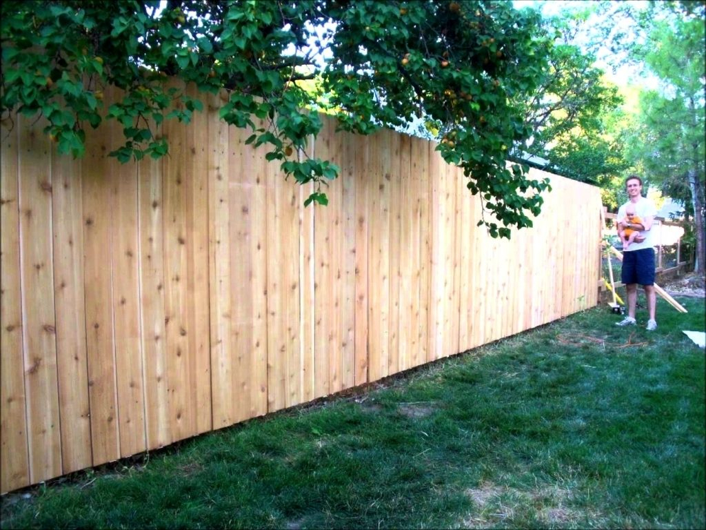 How Much Cost Fence Backyard 28 Images Wood Fence Cost regarding 15 Awesome Ways How to Craft How Much Does It Cost To Fence A Backyard