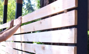 How To Build A Diy Backyard Fence Part Ii In 2019 Backyard Stuff with regard to DIY Backyard Fence