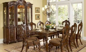 How To Buy Formal Dining Room Sets For Eight Homedcin throughout Formal Living Room Sets For Sale