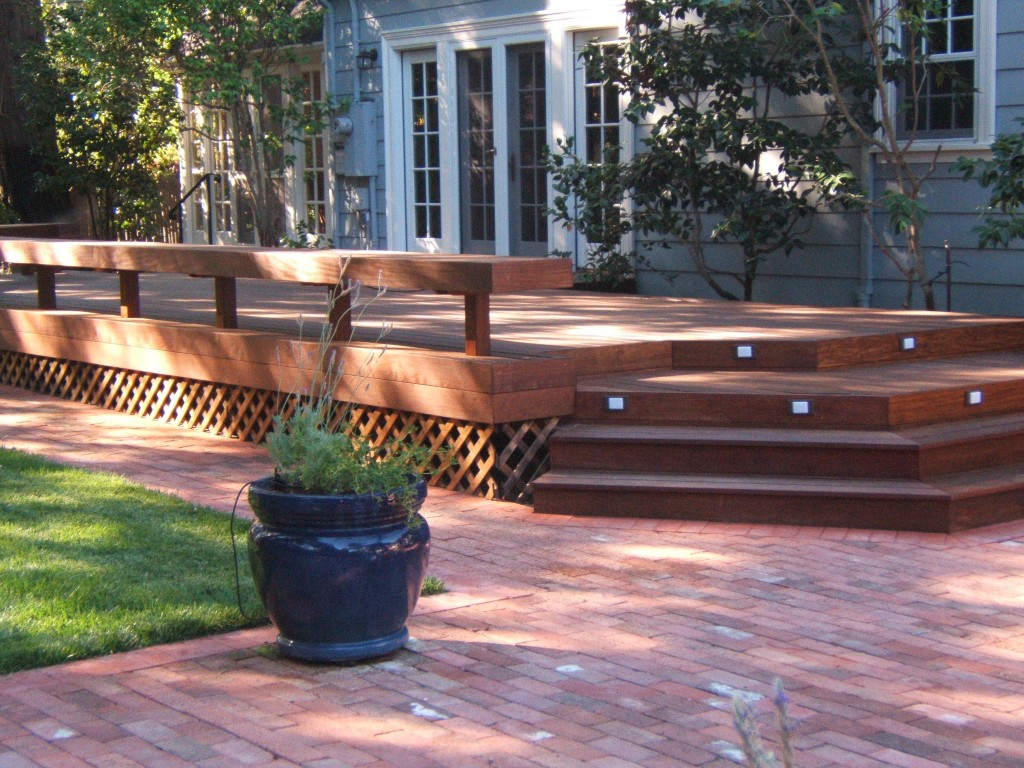 Ideas For The Deck And Patio Designs Awesome Patio Ideas regarding 10 Awesome Ways How to Craft Backyard Decks And Patios Ideas