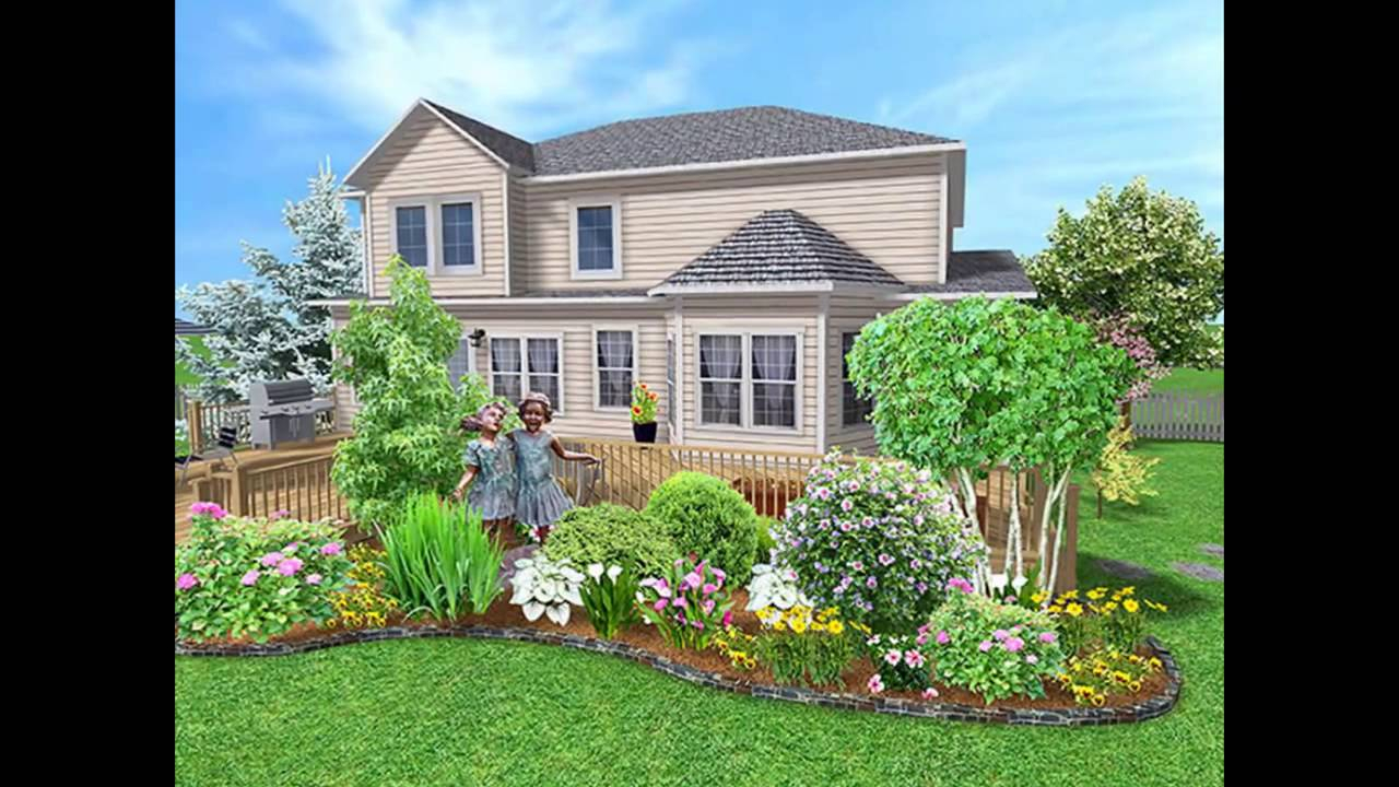 Landscaping Design Landscaping Design Software Free Youtube pertaining to Backyard Landscape Design Software Free