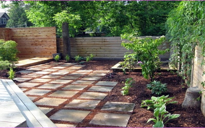 Landscaping Ideas For Backyard On A Budget Sard Info in Backyard Landscape Designs On A Budget