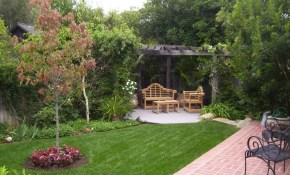 Landscaping Ideas For Large Backyards Sard Info pertaining to Large Backyard Landscaping