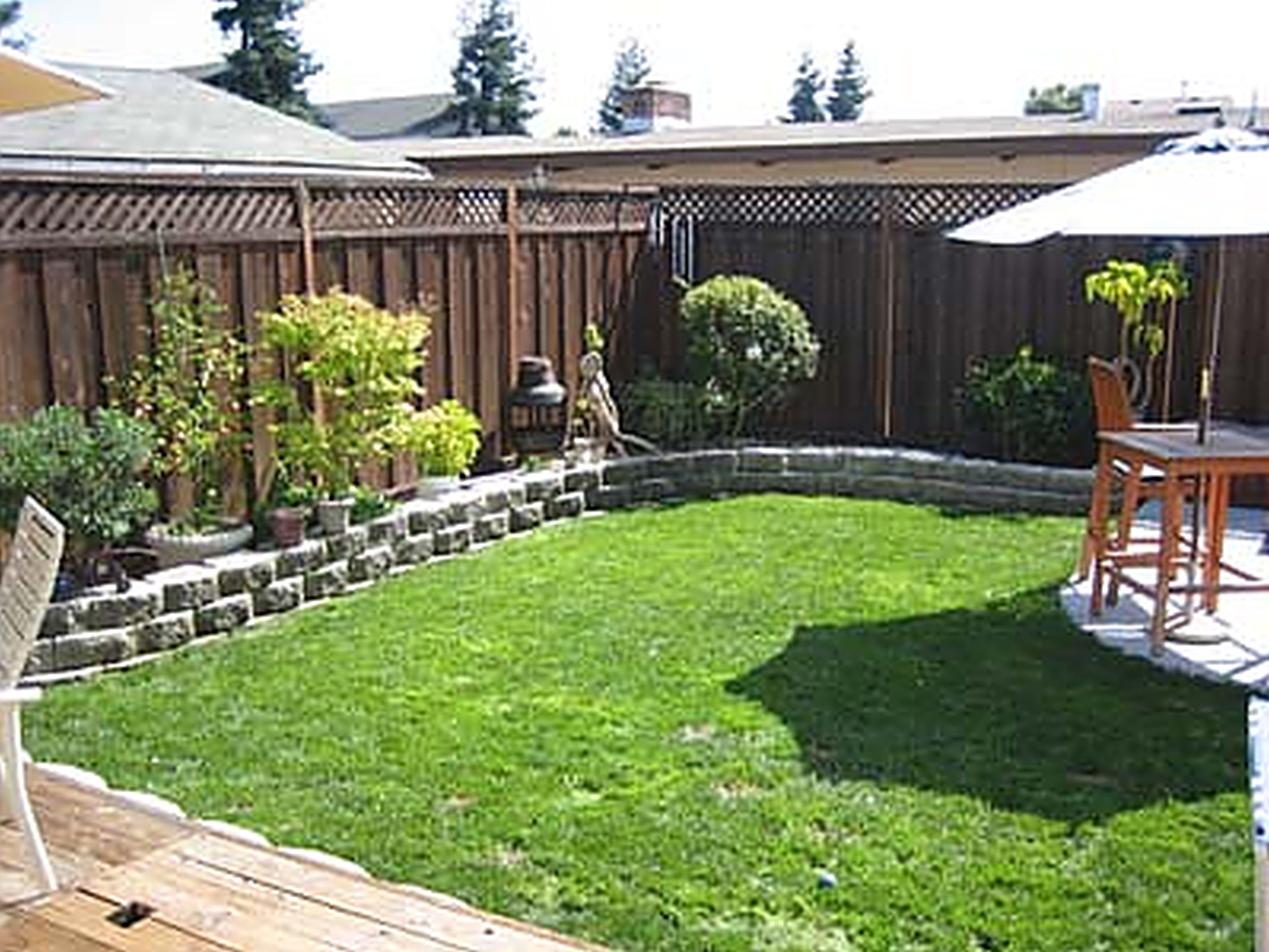 Landscaping Ideas For Small Yards Designs Dvmx Home Decor for 15 Clever Ideas How to Craft Backyard Design Ideas For Small Yards
