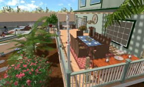 Landscaping Software Gallery with regard to Landscape Design Backyard