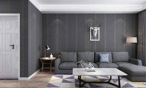 Living Room 3d Wallpaper For Bedroom Modern Design Living Room Wall throughout Modern Bedroom Wallpaper