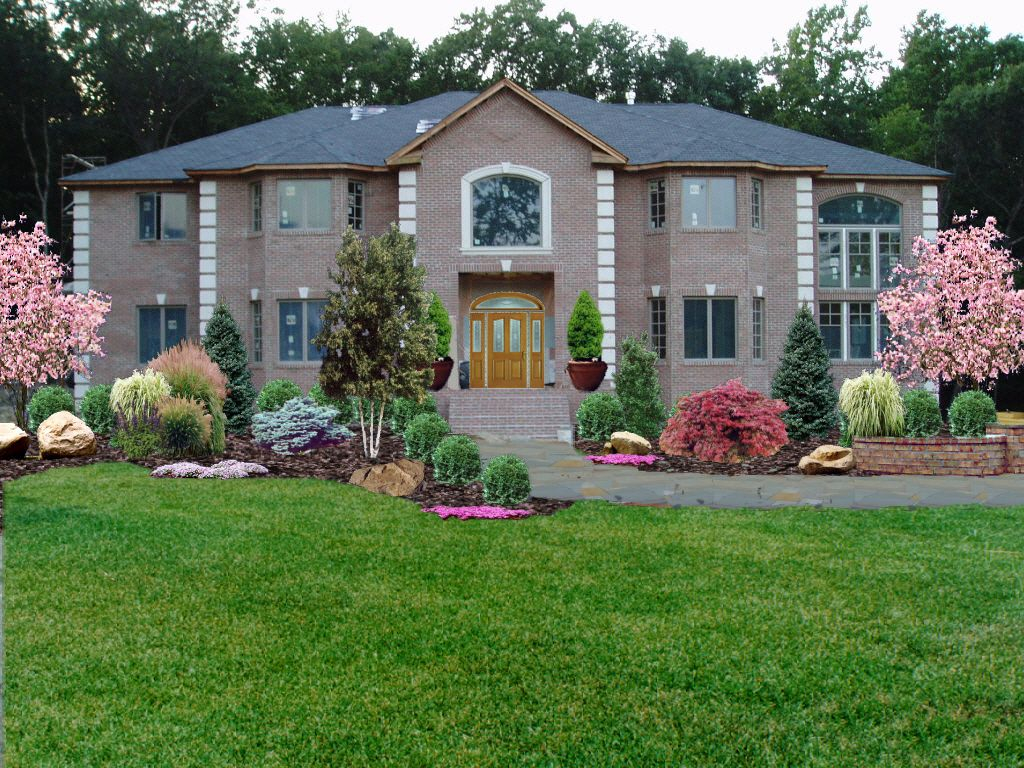 Low Maintenance Front Yard Landscaping New Jersey Landscaping with regard to 12 Some of the Coolest Designs of How to Build New Backyard Ideas