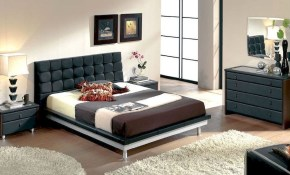 Modern Bedroom Set In Black Made In Spain 33b51 pertaining to 13 Smart Ways How to Improve Modern Black Bedroom Sets
