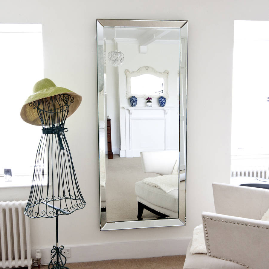 Modern Dressing Mirror Decorative Mirrors Online throughout Modern Bedroom Mirrors