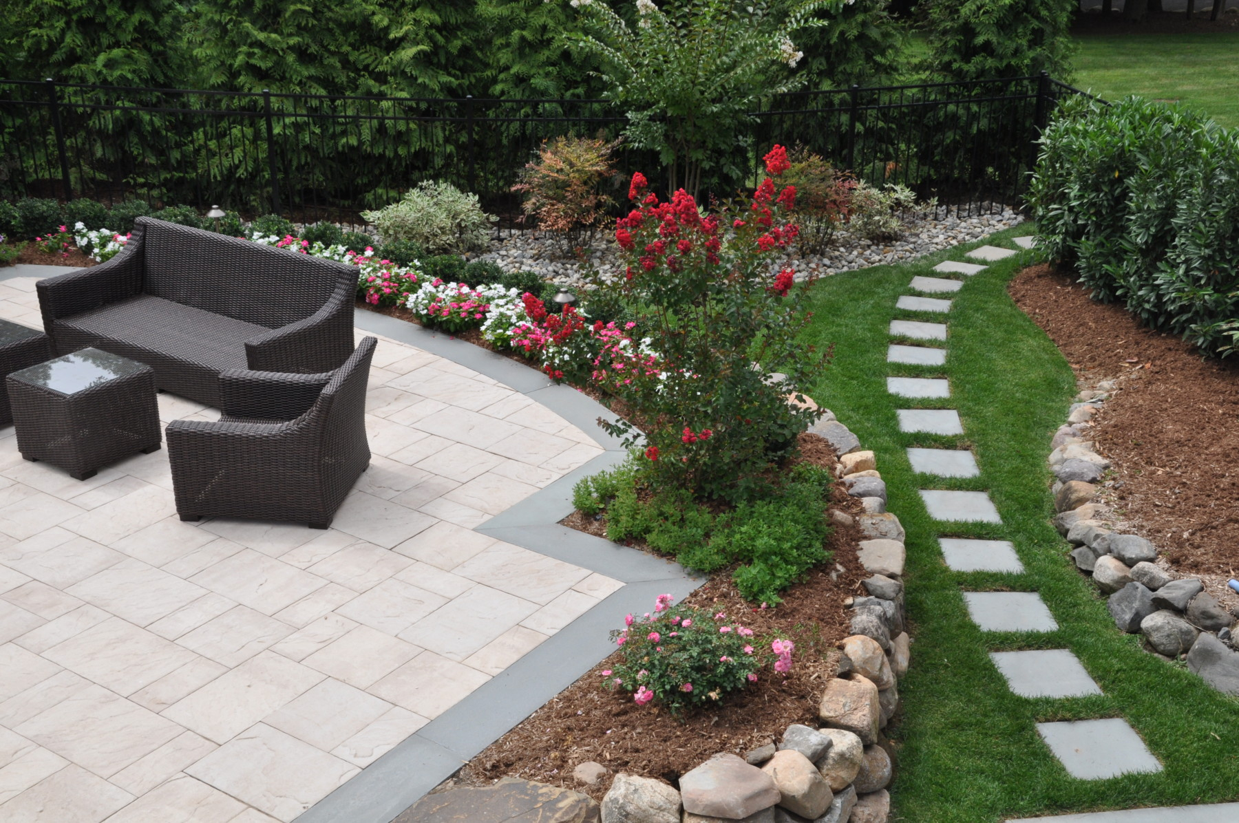 Nice Small Backyard Landscaping Ideas Max Minnesotayr Blog Small intended for 14 Smart Ideas How to Build Landscaping Small Backyard