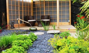 Nice Way Of How To Make A Zen Garden In Your Backyard How To Make A with 14 Smart Concepts of How to Makeover How To Landscape Your Backyard