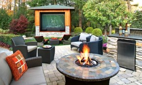 Our 20 Favorite Ideas For Outdoor Living Spaces Freshome within Backyard Living Ideas