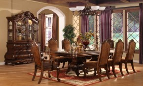 Perfect Formal Dining Room Sets For 8 Homesfeed with 11 Awesome Initiatives of How to Upgrade Formal Living Room Sets For Sale