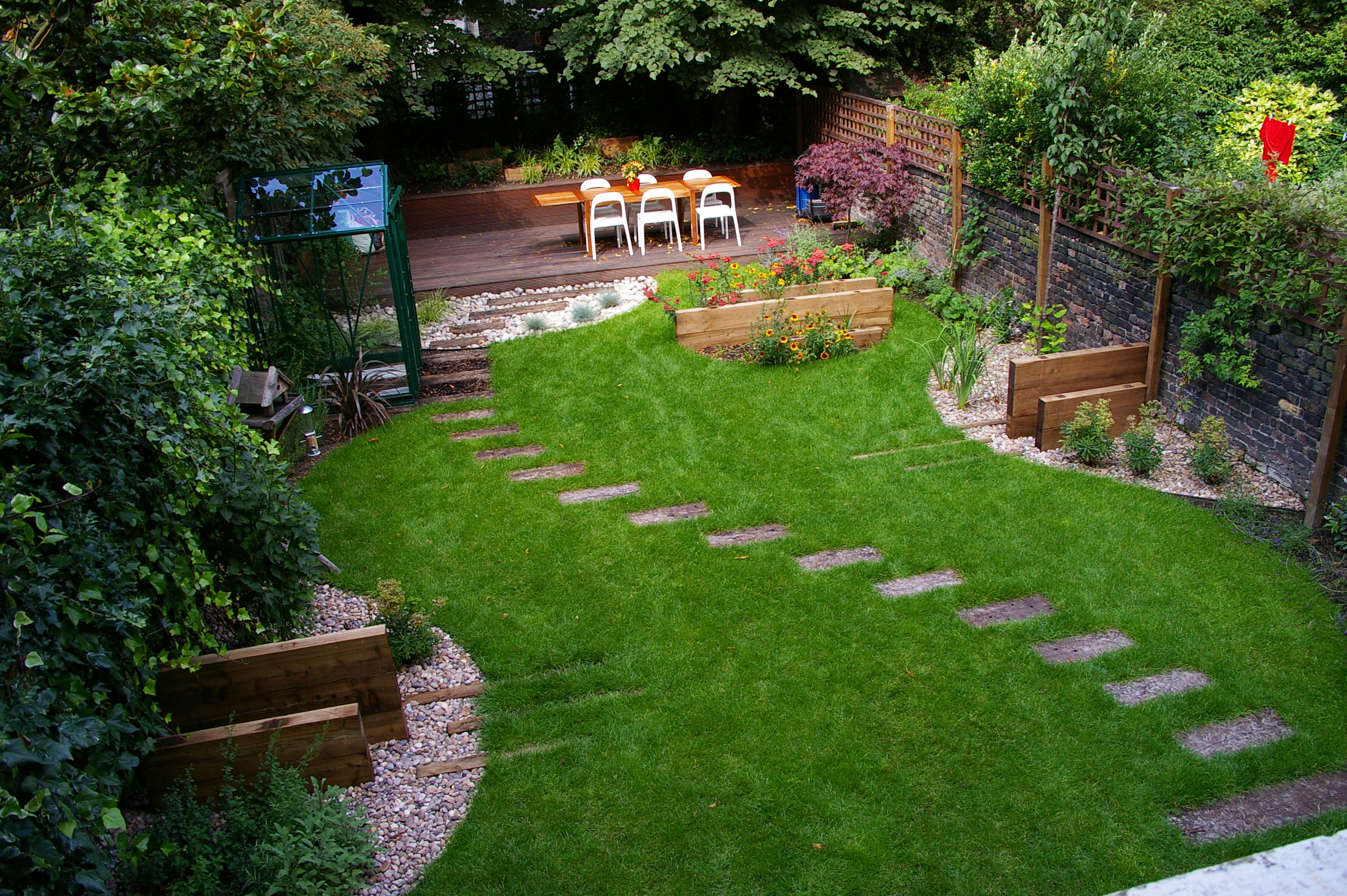 Popular Landscape Design Ideas For Backyards Harry Sandler Home Trend throughout Backyard Landscape Design Ideas