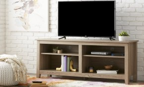 Shop 58 Inch Driftwood Tv Stand Free Shipping On Orders Over 45 inside 14 Smart Ideas How to Upgrade Living Room Set With Free TV