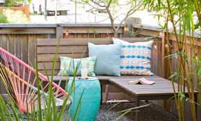 Small Backyard Ideas Better Homes Gardens intended for Backyard Decor Ideas On A Budget