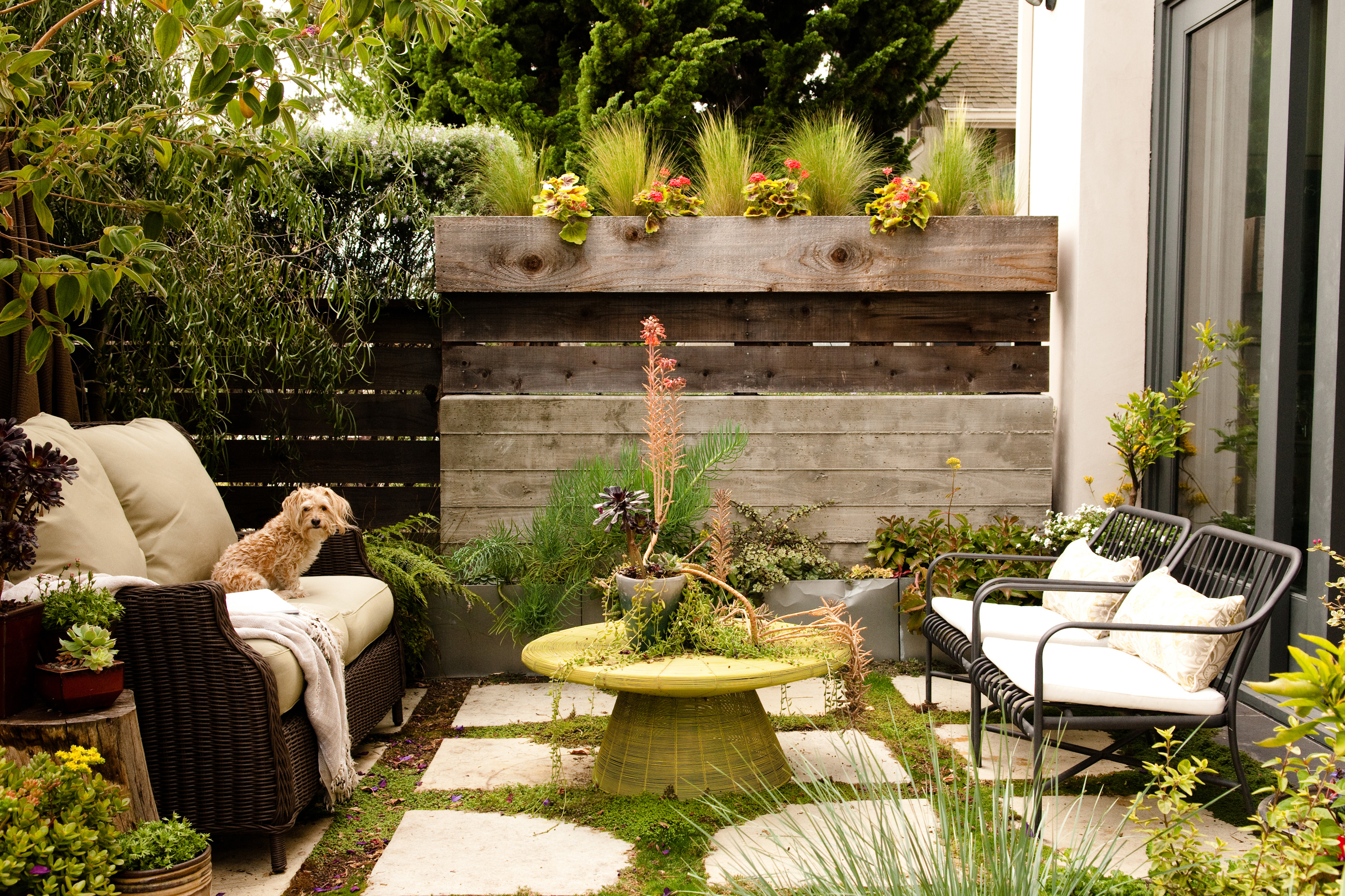Small Backyard Ideas How To Make A Small Space Look Bigger within Backyard House Ideas