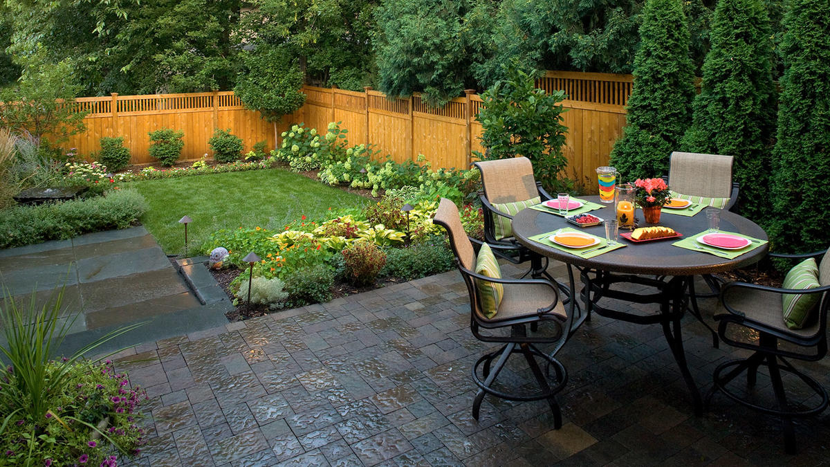 Small Backyard Landscaping In Minneapolis Southview Design in 14 Smart Ideas How to Build Landscaping Small Backyard