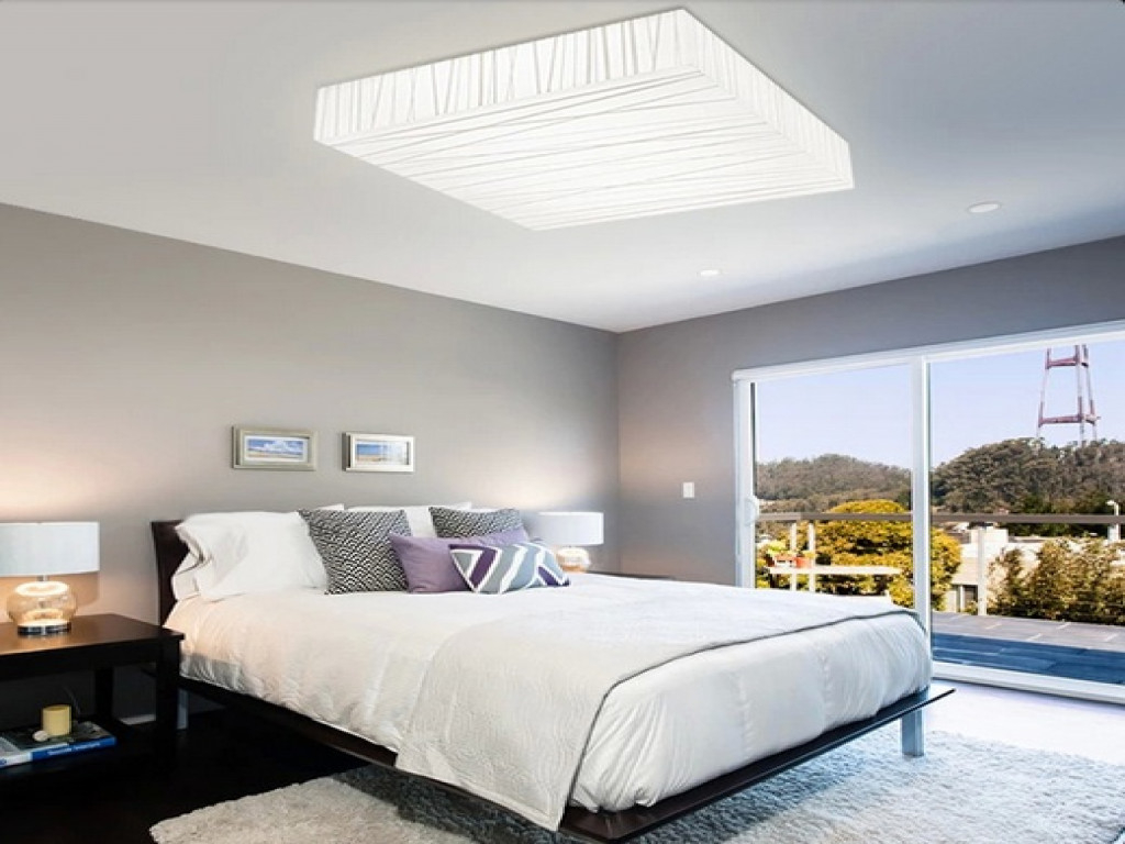 Stunning Modern Bedroom Ceiling Light Fixtures Somewhere Home Decor with regard to Modern Ceiling Lights For Bedroom