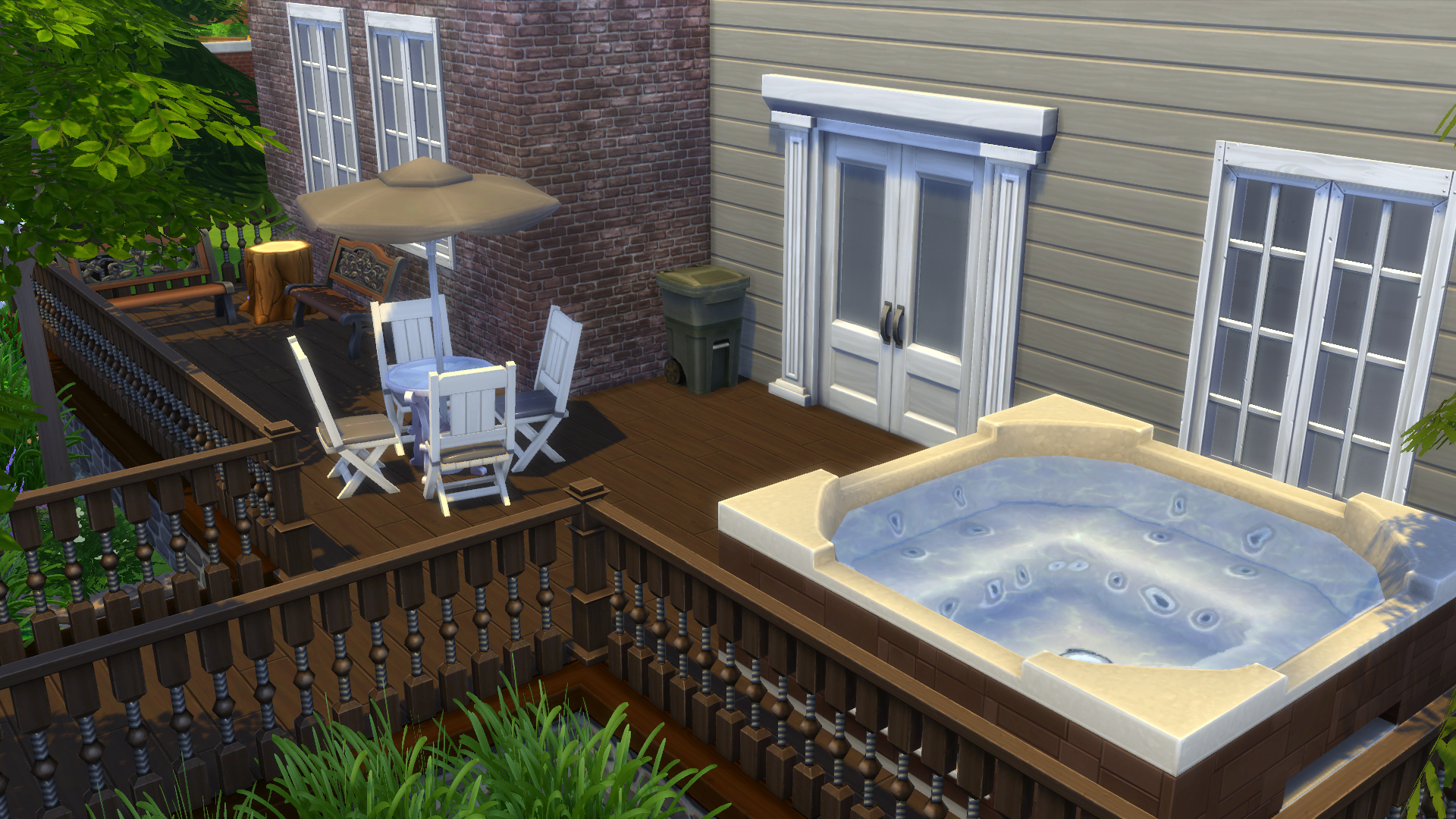 The Sims 4 Building Decorating Your Backyard in 12 Clever Tricks of How to Build Decorating A Backyard