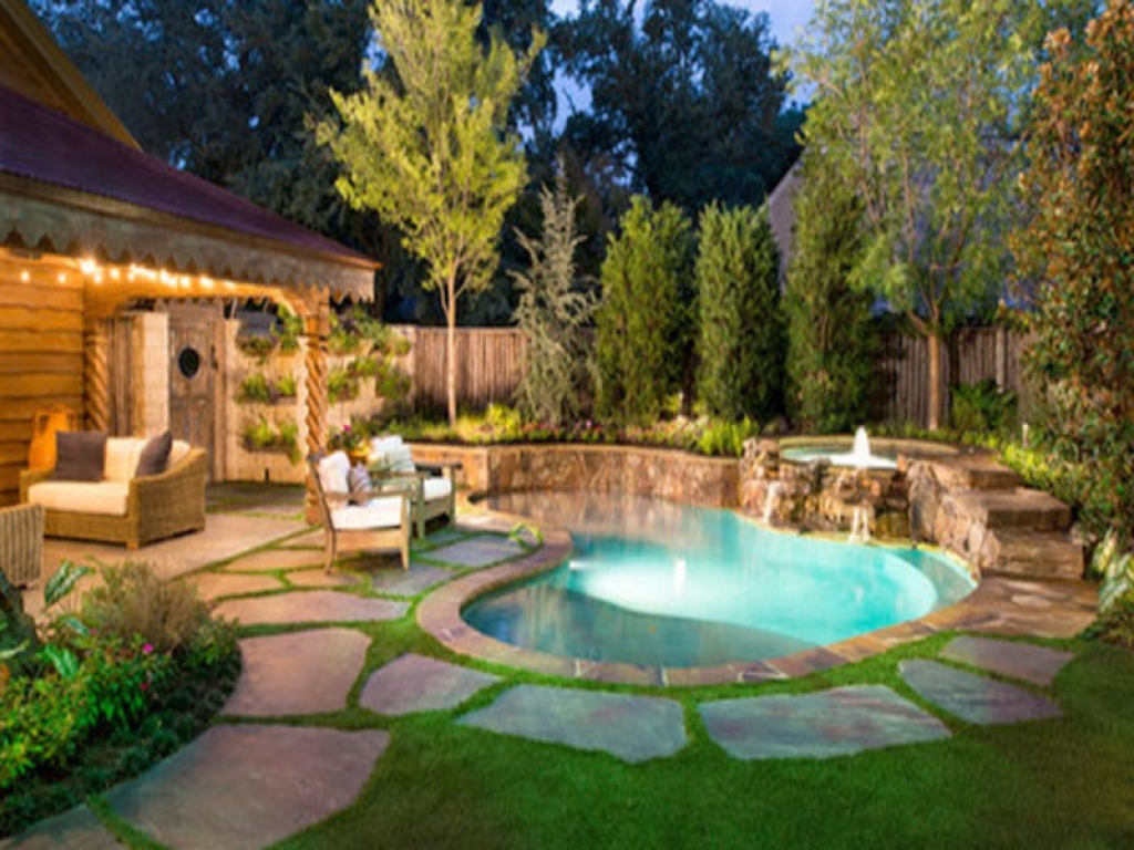 Uncategorized Narrow Backyard Design Ideas With Inspiring Small Long with regard to Backyard Design Ideas For Small Yards