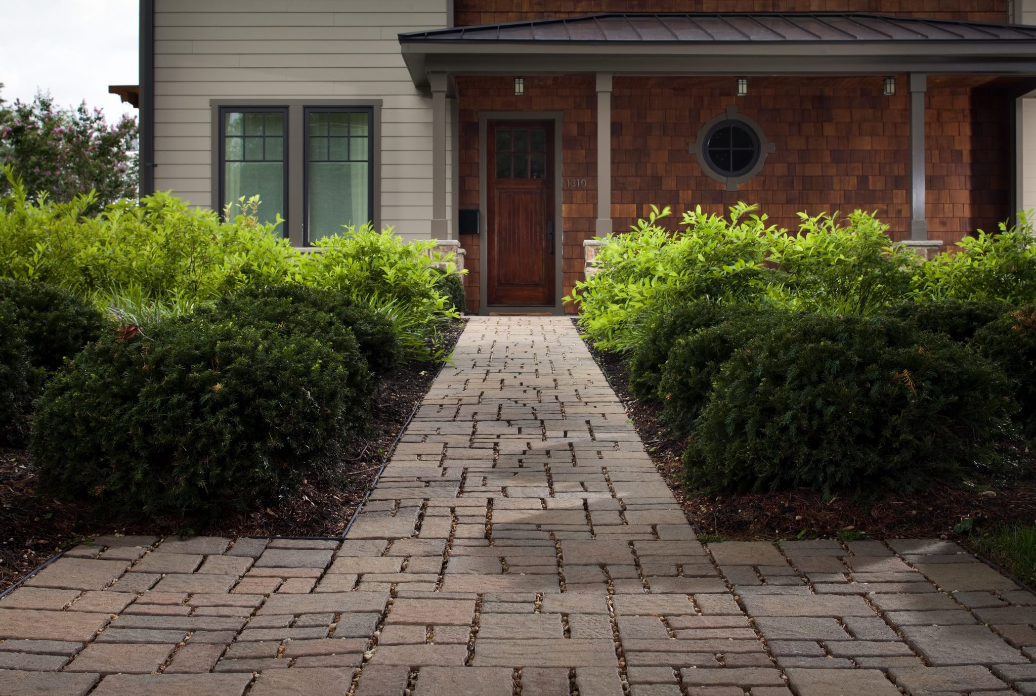 Walkway Materials Guide Top Ideas Designs Install It Direct pertaining to Backyard Sidewalk Ideas