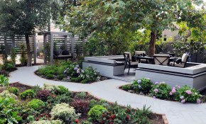 10 Smart Designs Of How To Improve Landscape For Small Backyard with regard to How To Landscape A Backyard