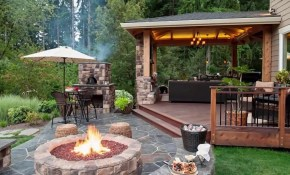 10 Stunning Backyard Patio Design Ideas for 13 Some of the Coolest Ways How to Upgrade Patio Ideas For Backyard