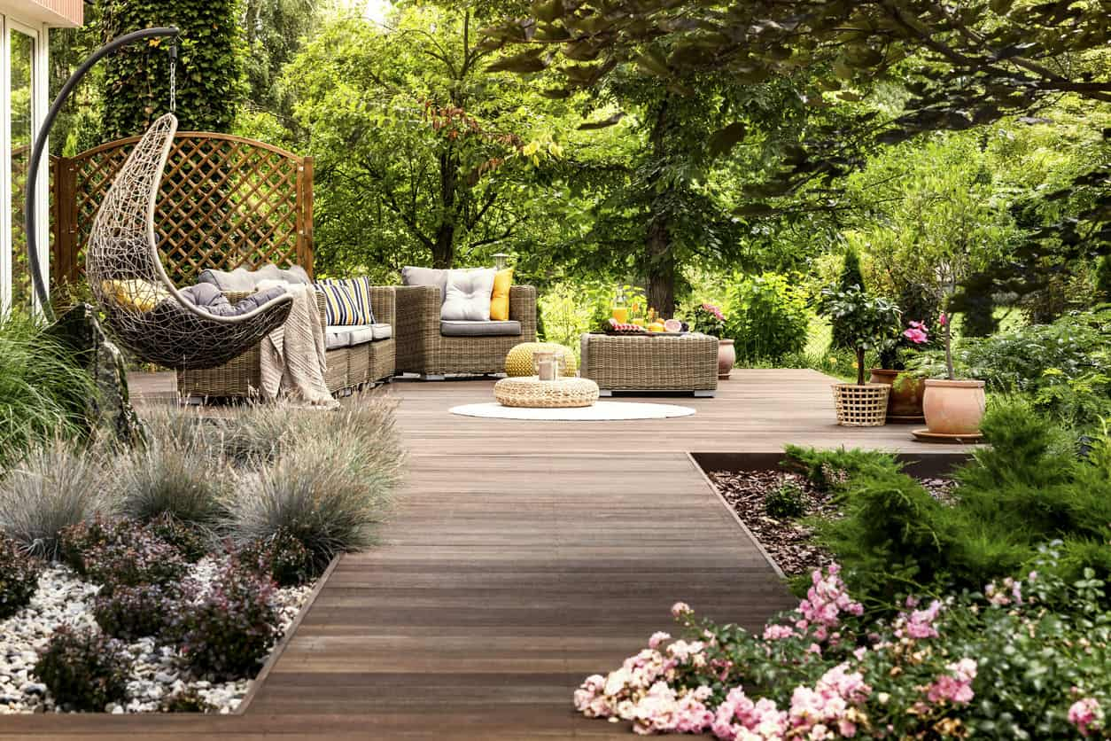 101 Backyard Landscaping Ideas For Your Home Photos in Landscaping Your Backyard