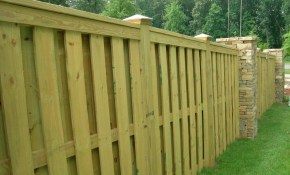 101 Fence Designs Styles And Ideas Backyard Fencing Home And in Backyard Fence Styles