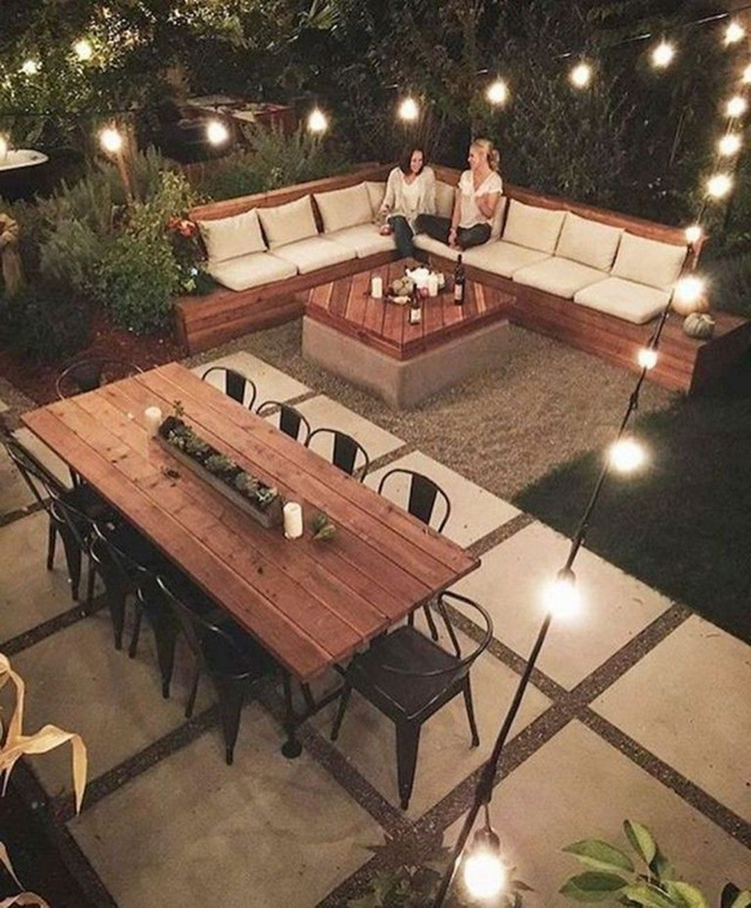11 Amazing Backyard Design Ideas For Amazing Space Balcony for Backyard Layout Ideas