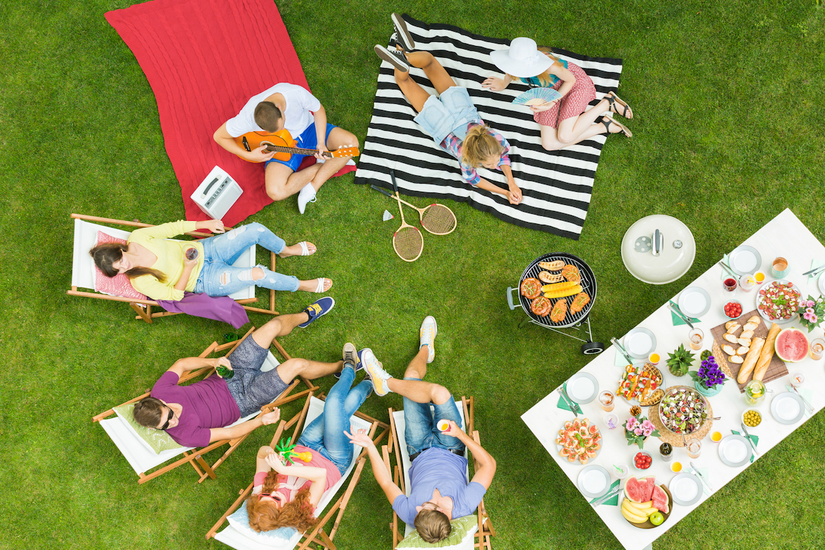 12 Creative Bbq Party Ideas For The Summer Shutterfly inside 16 Smart Concepts of How to Makeover Backyard BBQ Decoration Ideas