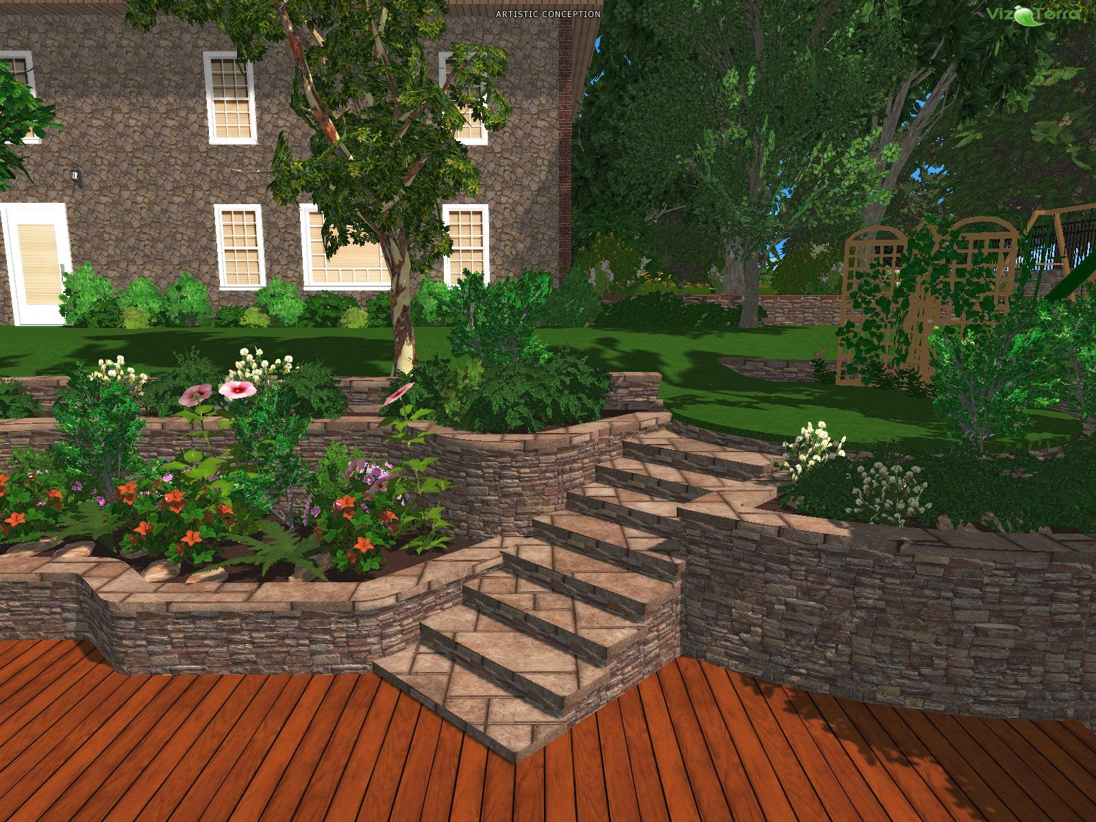 13 Clever Ways How To Make Backyard Landscaping Software Backyard intended for 10 Genius Tricks of How to Upgrade Backyard Landscape Software