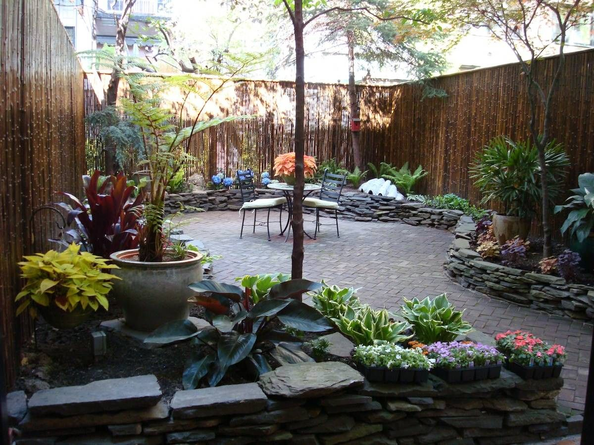 20 Awesome Small Backyard Ideas Backyards Small Backyard Design for 11 Genius Tricks of How to Make Townhouse Backyard Landscaping