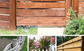 24 Best Diy Fence Decor Ideas And Designs For 2019 regarding Fence Ideas For Small Backyard