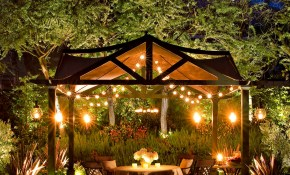 27 Best Backyard Lighting Ideas And Designs For 2019 within Decorating Backyard With Lights