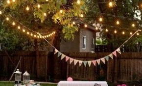 30 Admirable Backyard Lighting Ideas Garden Backyard Party with 14 Smart Initiatives of How to Improve Lighting Ideas For Backyard Party