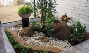 30 Creative Backyard Rock Garden Ideas To Try Savvy Ways About pertaining to 10 Awesome Concepts of How to Upgrade Backyard Rock Garden Ideas