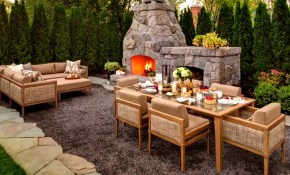 30 Ideas For Outdoor Dining Rooms Patio Ideas Backyard Design intended for Patio Backyard Design Ideas